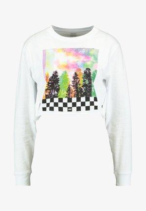 TRIP WINTER - Långärmad tröja - white