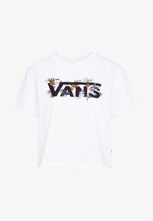 GREENHOUSE - T-shirt con stampa - white