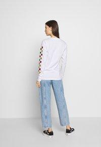 Vans - JUNGLE CREEK - Maglietta a manica lunga - white - 2