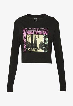 PHOTOSTAT - T-shirt à manches longues - black