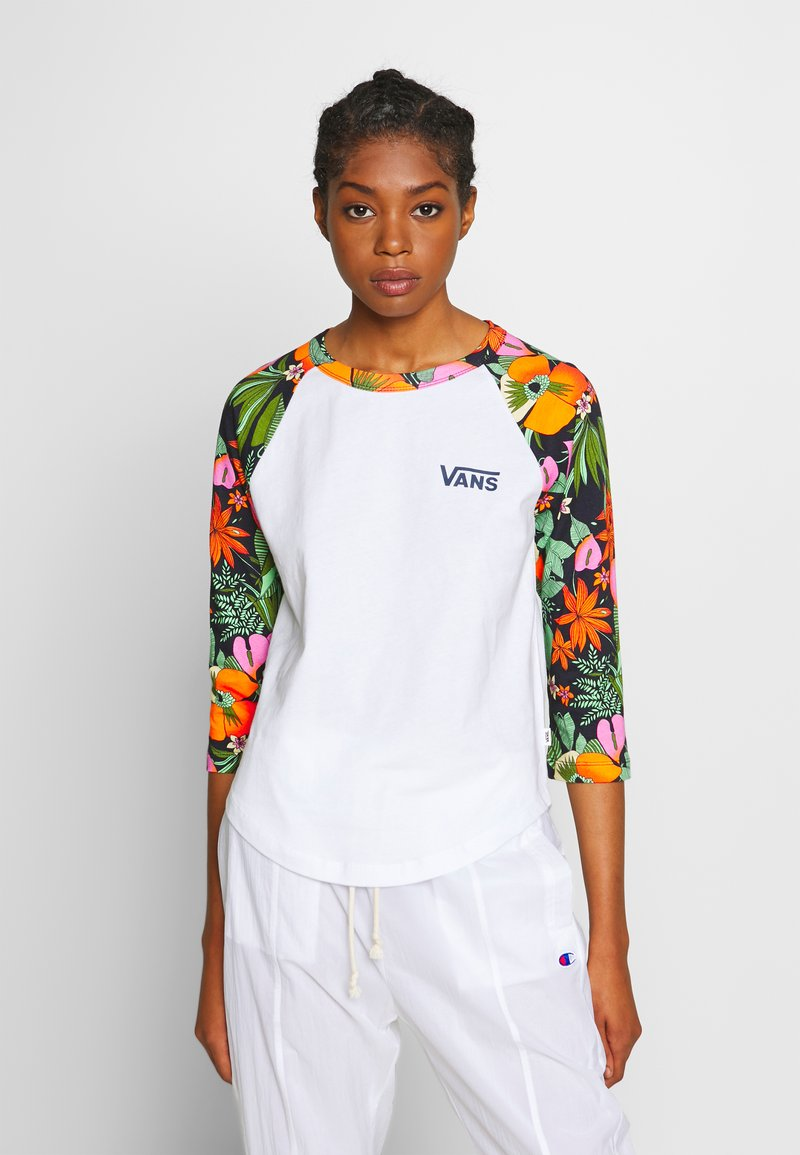 Vans - NURSERY - Long sleeved top - white/multi