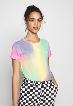 AURA BABY TEE - Print T-shirt - multicoloured