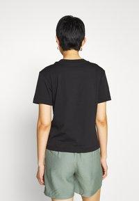 Vans - SONGWRITER JUNIOR BOXY - Print T-shirt - black - 2