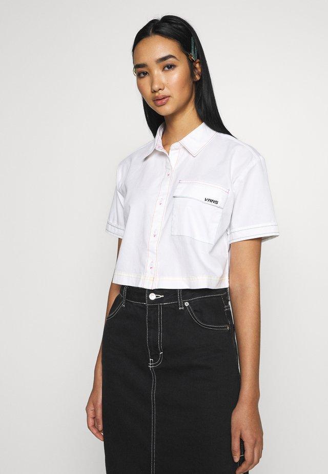 THREAD IT TOP - Camisa - white