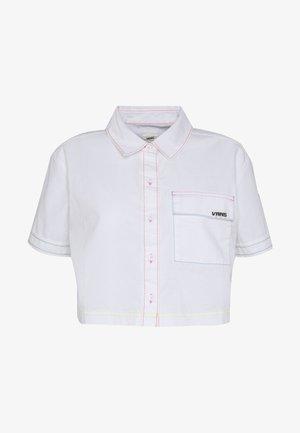 THREAD IT TOP - Overhemdblouse - white
