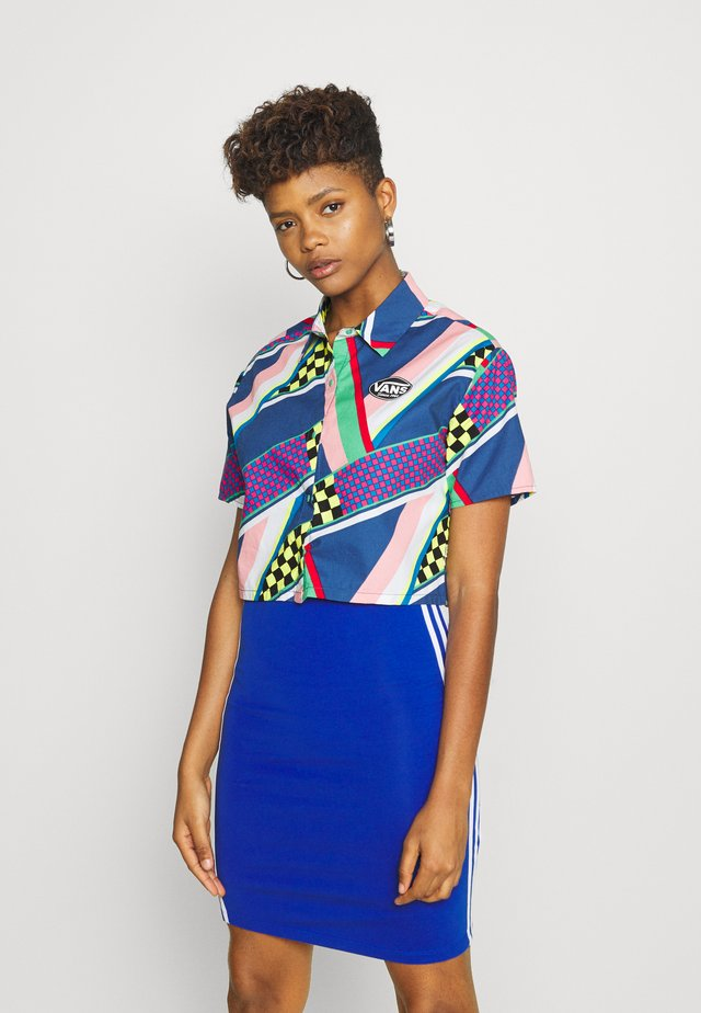 RAMP TESTED - Button-down blouse - multi
