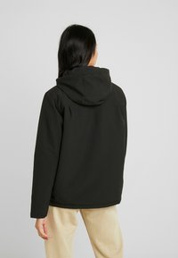 Vans - DRILL CHORE COAT - Parka - black - 2