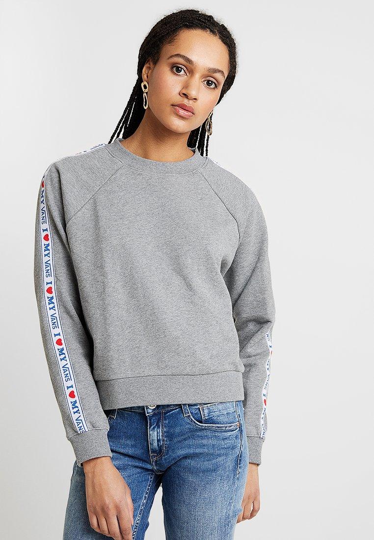 Vans - MY CREW - Sweatshirt - grey heather