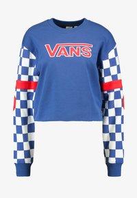 Vans - BMX CREW - Sweatshirt - true navy - 3