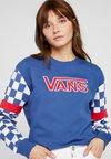 Vans - BMX CREW - Sweatshirt - true navy