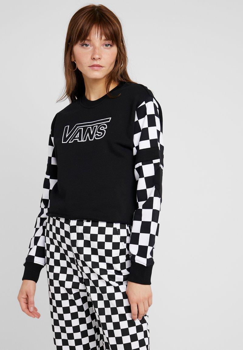 Vans - BMX CREW - Sweater - black
