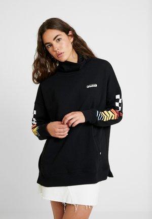 HI PERFORMANCE TURTLE NECK - Sweatshirt - black