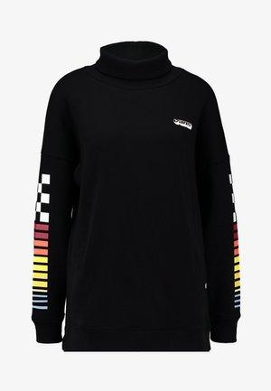 HI PERFORMANCE TURTLE NECK - Sweatshirts - black
