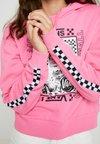 Vans - LADY STING HOODIE - Kapuzenpullover - azalea pink