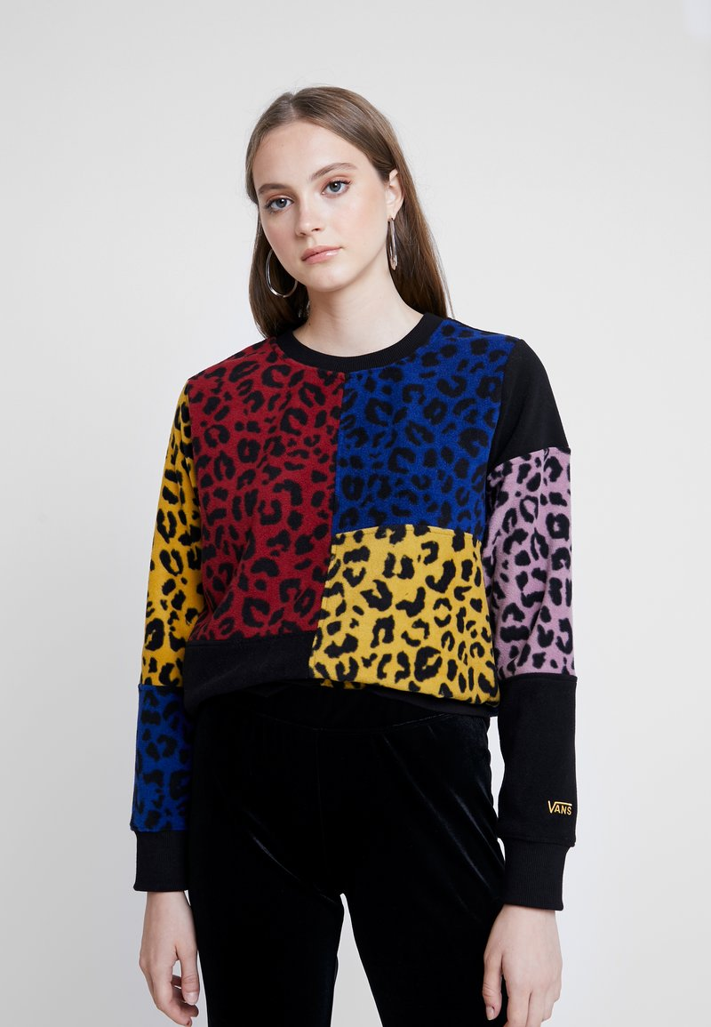 Vans - WYLD TANGLE CREW - Fleece jumper - multi-coloured