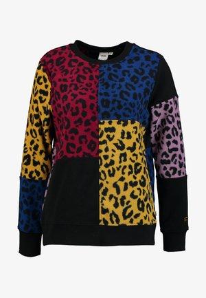 WYLD TANGLE CREW - Fleecepullover - multi-coloured
