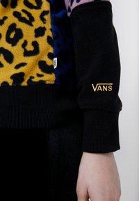 Vans - WYLD TANGLE CREW - Fleece jumper - multi-coloured - 5