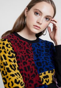 Vans - WYLD TANGLE CREW - Fleece jumper - multi-coloured - 3