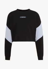 Vans - BLADEZ CROP CREW - Sweatshirt - black - 3