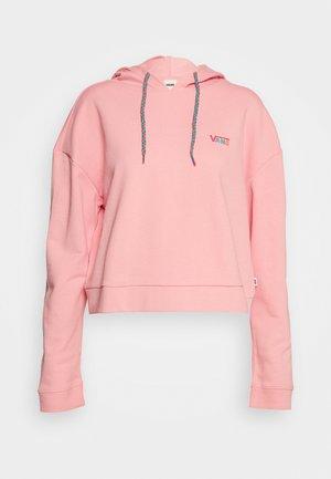 JUNIOR HOODIE - Bluza z kapturem - pink icing