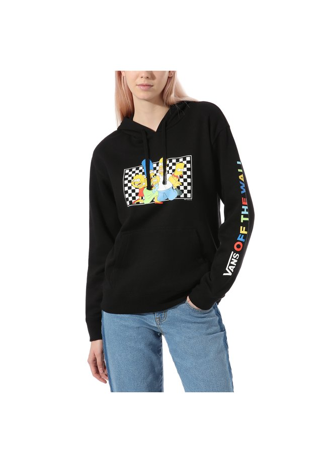 THE SIMPSONS FAMILY FLEECE - Bluza z kapturem - (the simpsons) family