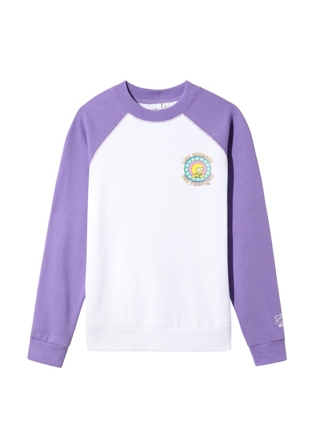 THE SIMPSONS LISA FLEECE - Sweatshirt - (the simpsons) lisa 4 prez