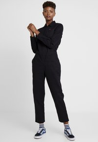 Vans - LADY COVERALL - Jumpsuit - black - 0