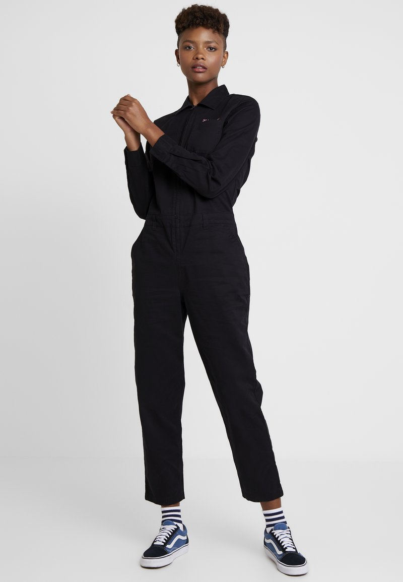 Vans - LADY COVERALL - Jumpsuit - black