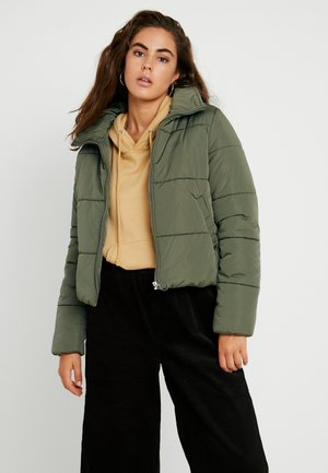 FOUNDRY PUFFER JACKET - Giacca invernale - grape leaf