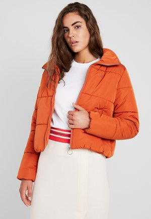 FOUNDRY PUFFER JACKET - Vinterjacka - potters clay