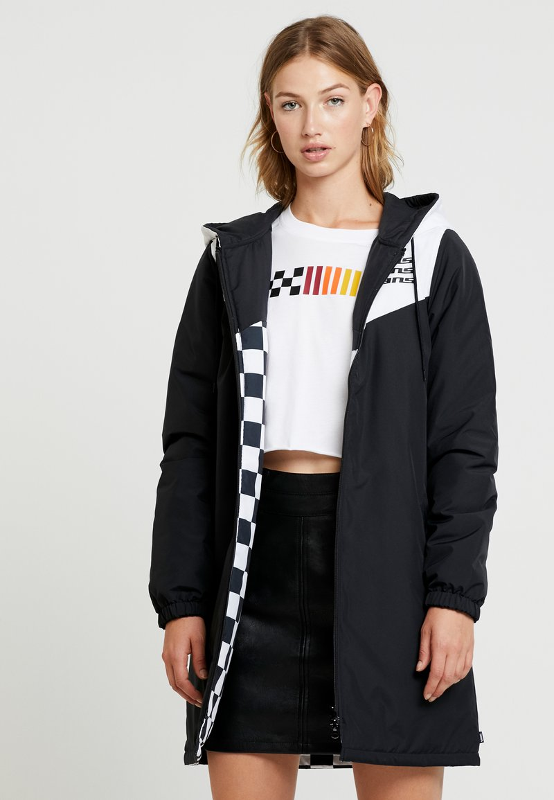 Vans - ALLI SUPERSPEEDEE WINDBREAKER - Parka - black
