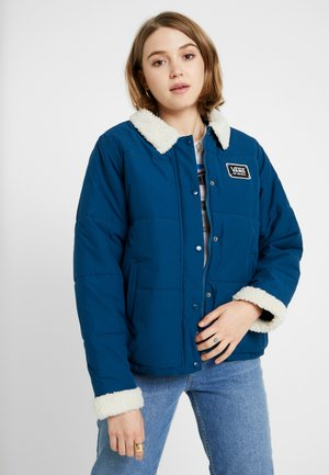 FAWNER PUFFER JACKET - Winter jacket - gibraltar sea