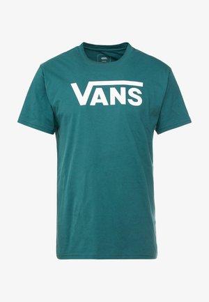 T-Shirt print - trekking green