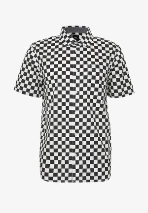 CYPRESS CHECKER - Hemd - black/white