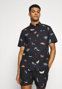 Vans - METAMORPHOSIS  - Camicia - black/metamorphosis - 0