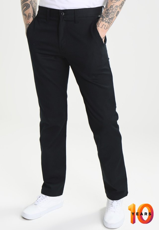 AUTHENTIC - Chino - black