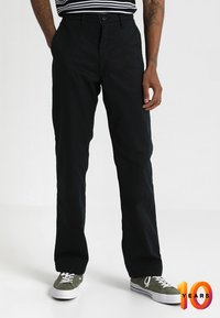 Vans - AUTHENTIC PRO - Chinos - black - 0