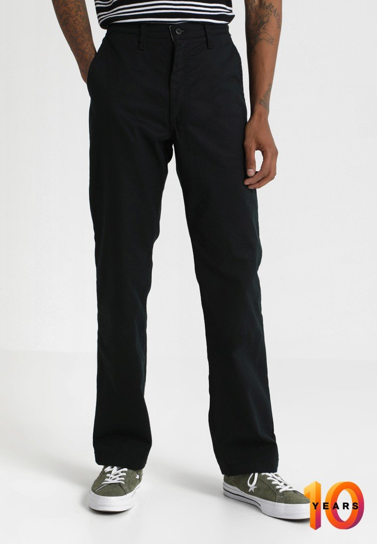 Vans - AUTHENTIC PRO - Chinos - black