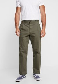 Vans - MCCAHON PANT - Chino - grape leaf - 0