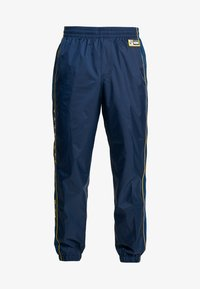 Vans - RETRO ACTIVE PANT - Pantaloni sportivi - dress blues - 4