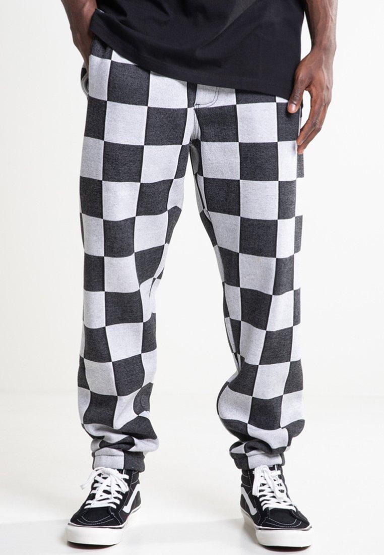 Vans - Jogginghose - black/white