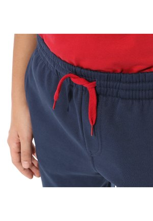 BY VICTORY - Pantalones deportivos - dress blues