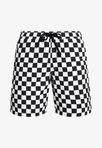 Vans - RANGE - Shorts - black/white - 4