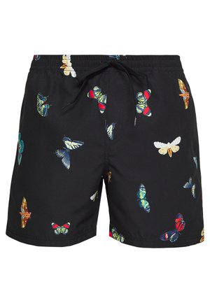 MIXED VOLLEY - Shorts - black metamorphosis