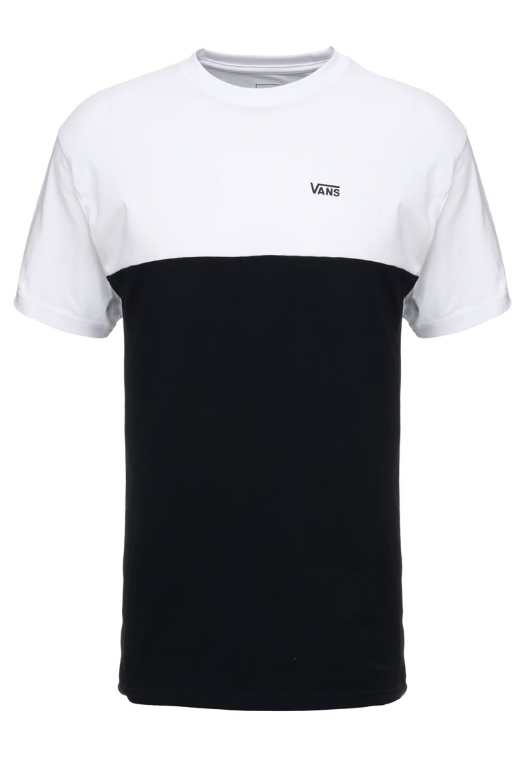 COLORBLOCK TEE T Shirt print whiteblack