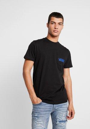 CLASSIC - T-shirt z nadrukiem - black