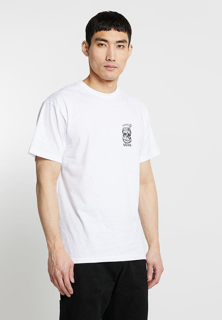 Vans Moonshine - T-shirts Print White