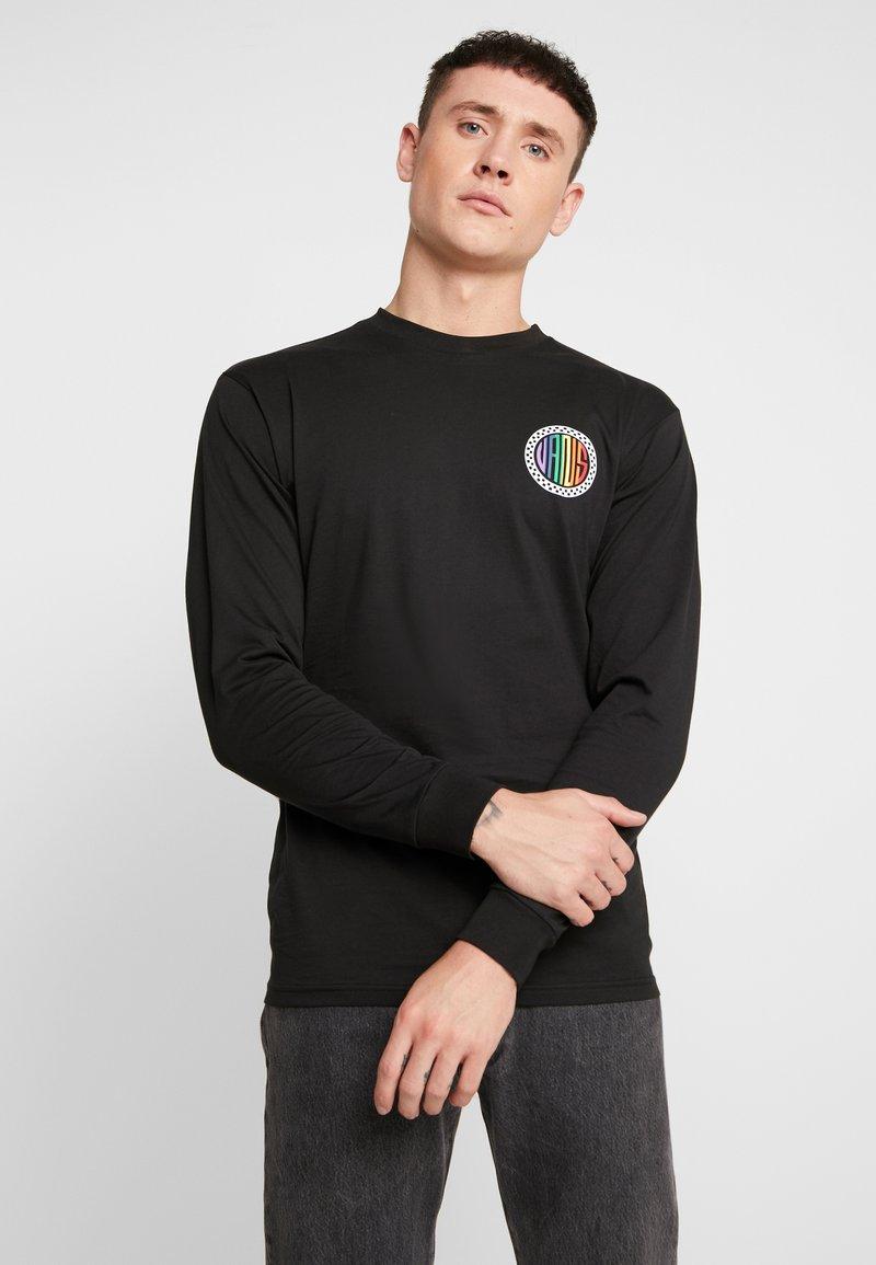 Vans - PRIDE CIRCLE  - Langarmshirt - black