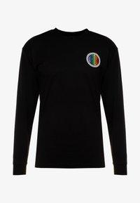 Vans - PRIDE CIRCLE  - Langarmshirt - black - 3