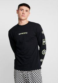 Vans - RACING REPEAT - Langarmshirt - black - 2